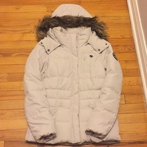 Abercrombie and Fitch women's jacket